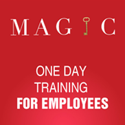 MAGIC - one day training for employees